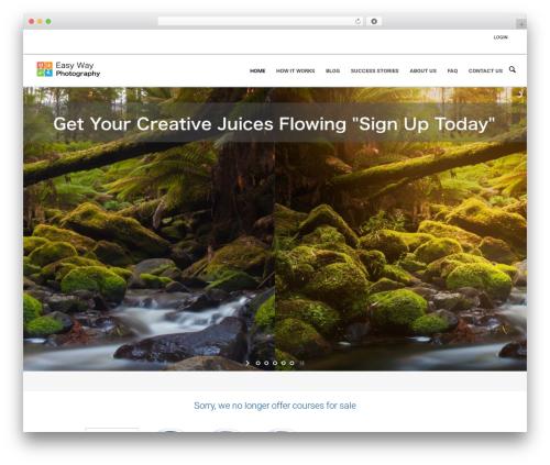 WordPress vibe-course-module plugin - easywayphotography.com