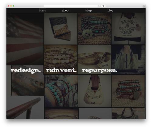 Avada WordPress page template - tnbcdesigns.com