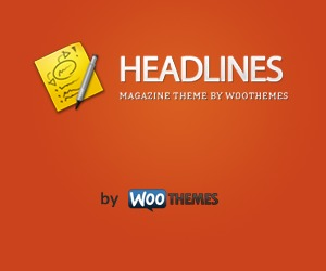Best WordPress theme Headlines (Provided by Zazavy.com)