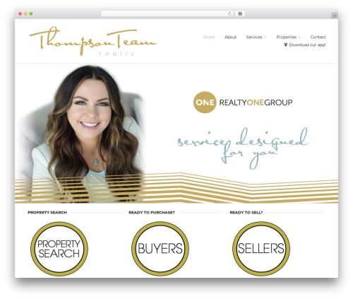 Everything template WordPress - thompsonteamrealty.com