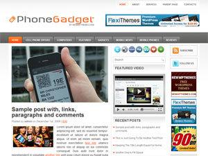 PhoneGadget WordPress theme