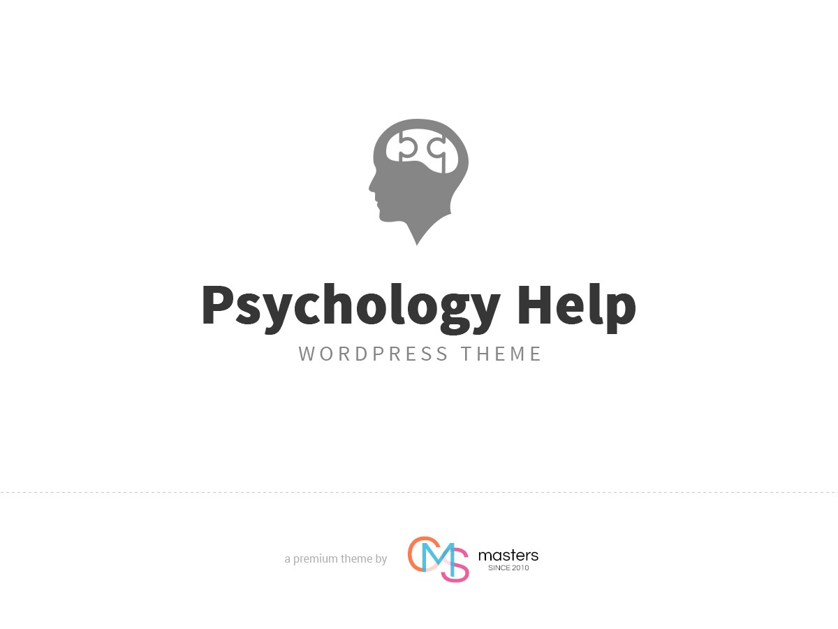 Psychology Help WordPress blog theme