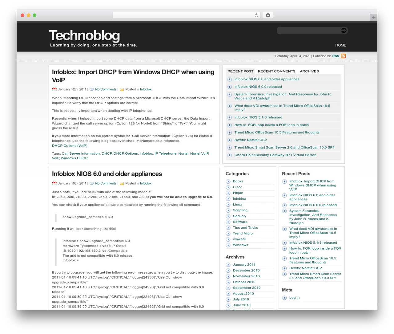 statement free website theme - technoblog.org