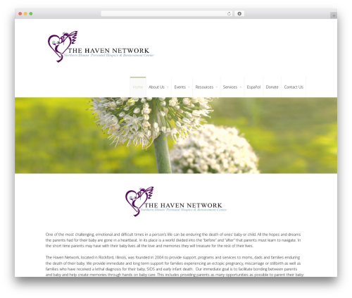 Free WordPress WP jQuery Lightbox plugin - thehavennetwork.org