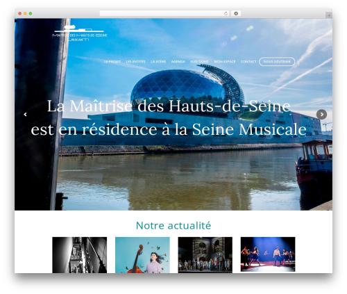 MelodySchool WP template - lamaitrise.com