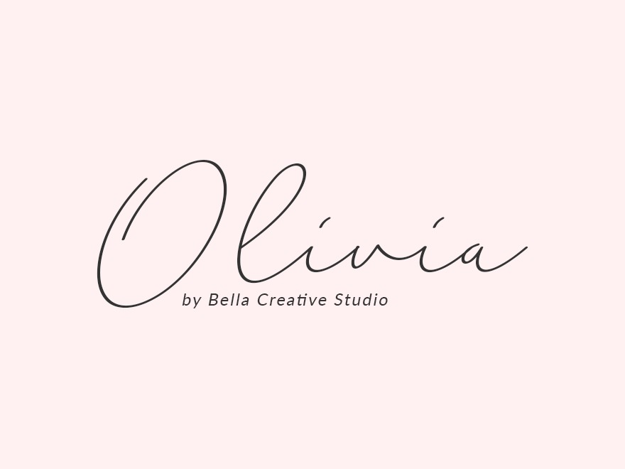 Olivia WordPress theme
