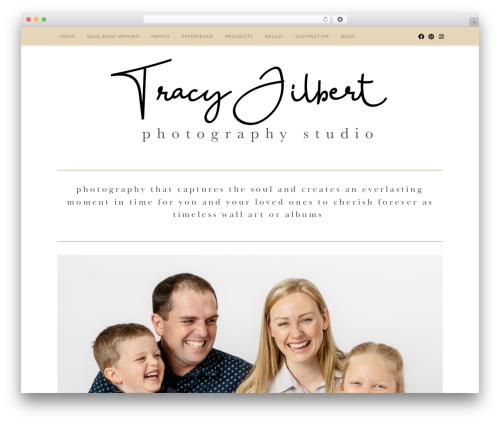 Quinn best WordPress gallery - tracyjilbert.com