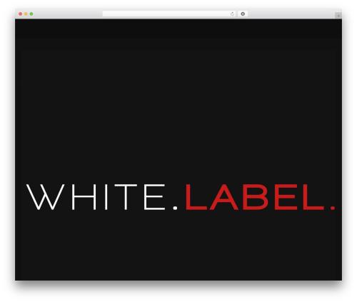 ResponsiveBoat theme WordPress - whitelabelfishing.com