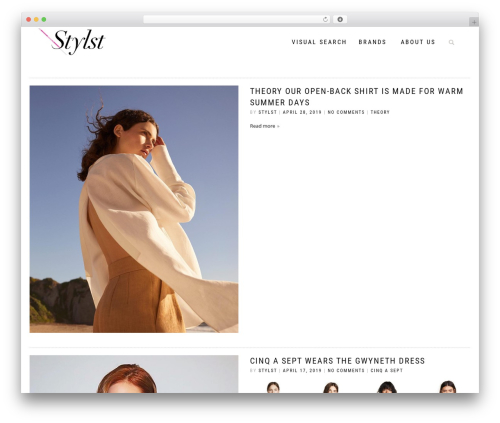 Shop Isle theme free download - stylst.com