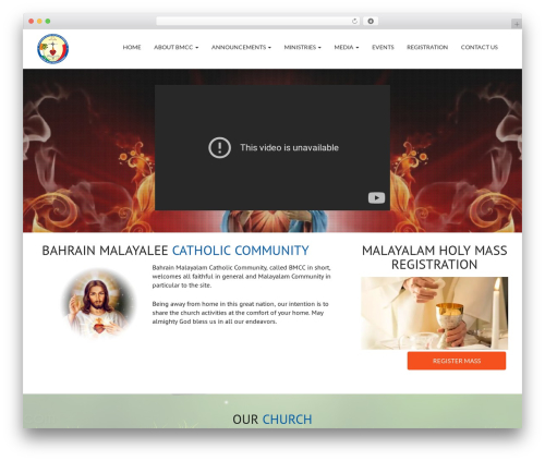 Startuply WP best WordPress theme - bmccweb.com