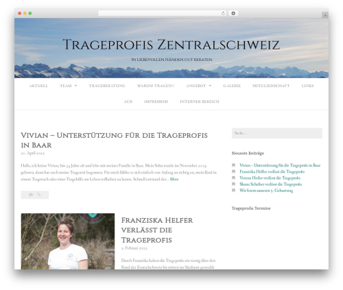 WordPress template Gateway - WordPress.com - trageprofis.com