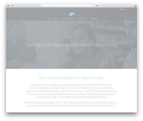 WordPress website template Divi - intipllc.com
