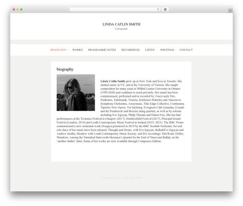 Bezel WordPress free download - catlinsmith.com