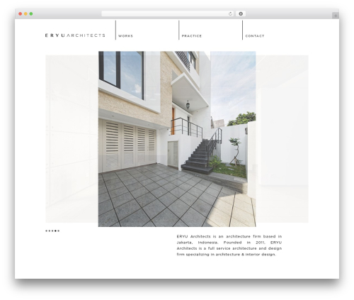 Free WordPress WP Header image slider and carousel plugin - eryuarchitects.com