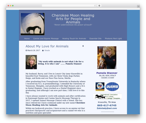 Free WordPress WordPress Local SEO plugin - cherokeemoonhealingartsforanimals.com
