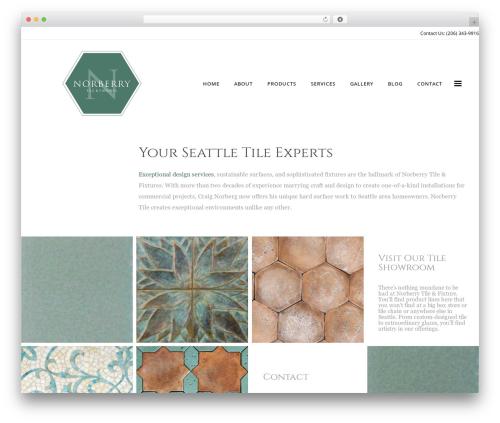 Theme WordPress Capri - norberry.com