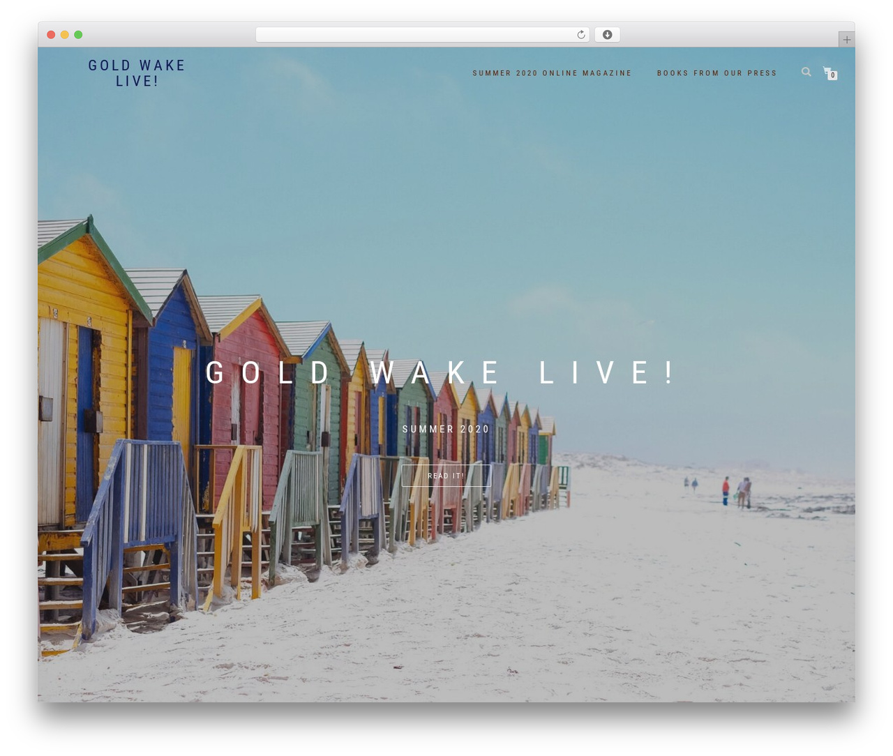 Theme WordPress ShopIsle PRO - goldwakelive.com