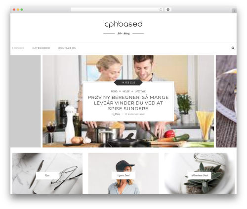 Theme WordPress soledad - cphbased.com