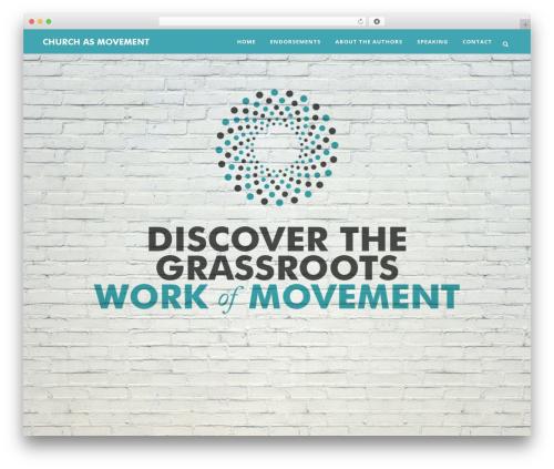 Free WordPress VC MailChimp plugin - churchasmovement.com