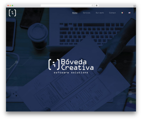 WP template Engage - boveda-creativa.com