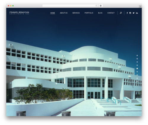 BARCH Theme WordPress theme - fbamiami.com
