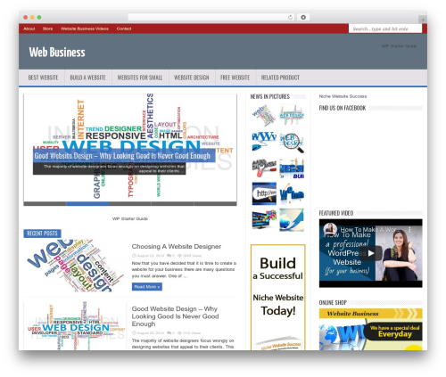 Best WordPress theme MagNews - easymoneymakingtips.com