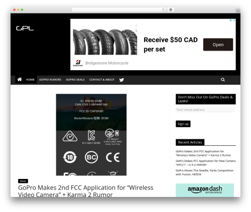 Template WordPress ColorMag Pro - goproleaks.com