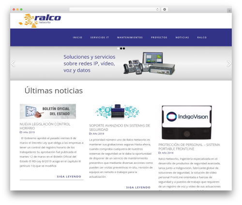 WP template Fusion - ralco-networks.com