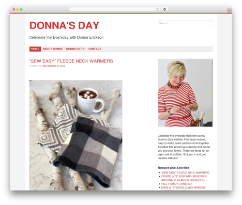 WordPress instagram-picture plugin - donnasday.com