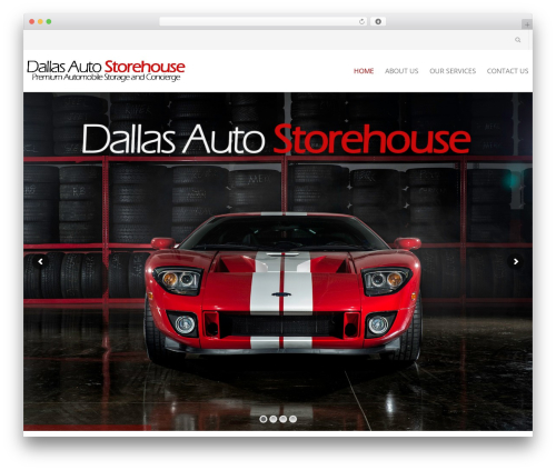 Carservice best WooCommerce theme - autostorehouse.com