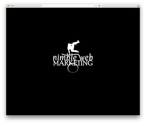 Divi WordPress theme design - nimblewebmarketing.com