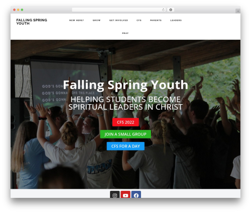 Free WordPress Countdown Timer – Widget Countdown plugin - fallingspringyouth.com