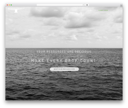 Rhythm theme WordPress - keelwealth.com