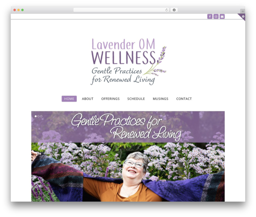 Total WordPress theme free download - lavenderomwellness.com