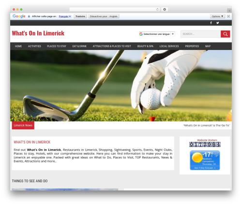 MH Newsdesk WP template - whatsoninlimerick.com