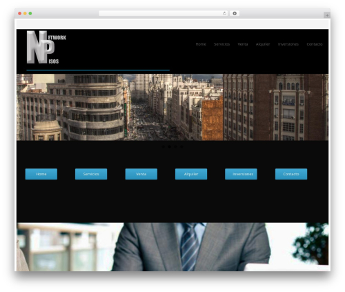 myStore template WordPress free - networkpisos.com