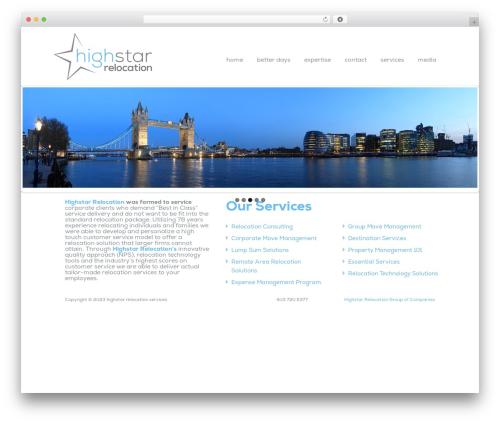 Theme WordPress JointsWP (CSS) - hsrelo.com