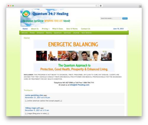 WordPress otw_sbm plugin - 24-7healing.com