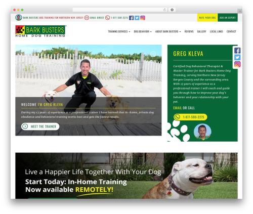 bigdogbroadcast2 WordPress theme - dogtrainingnjnorth.com