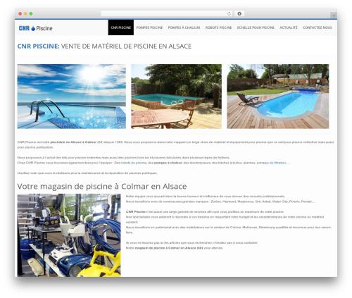 BUILDER THEME best WordPress theme - cnr-piscines.com