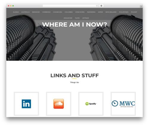 ResponsiveBoat WordPress free download - hikehawk.com