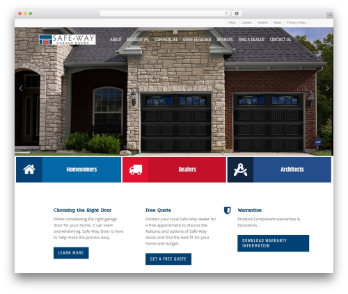 WordPress wp-slick-slider-and-image-carousel-pro plugin - safewaydoor.com