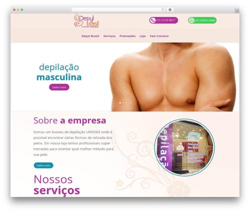 Theme WordPress Divi - depylbrasil.com
