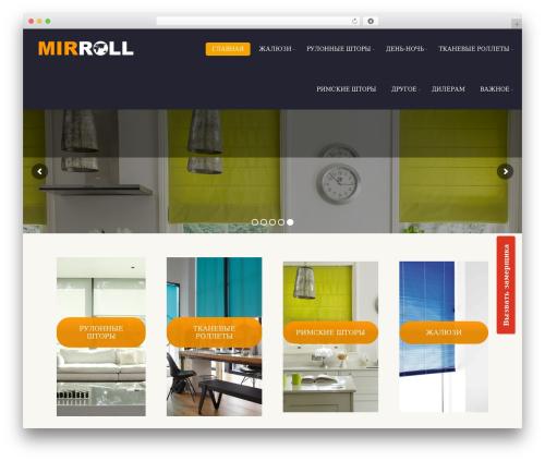 WordPress modeltheme-framework plugin - mirroll.com