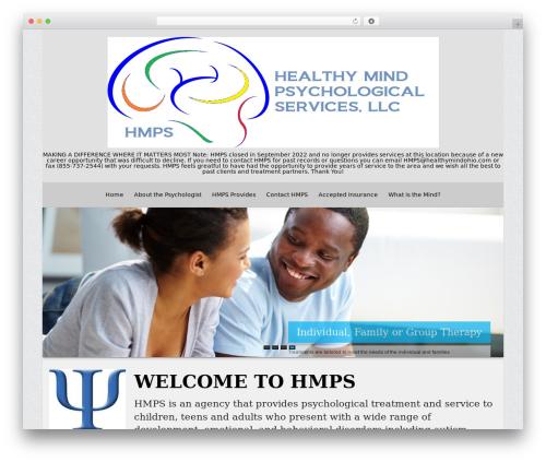 Hathor template WordPress free - healthymindohio.com