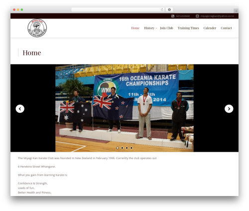 LawyeriaX Lite free WordPress theme - miyagikankarate.com