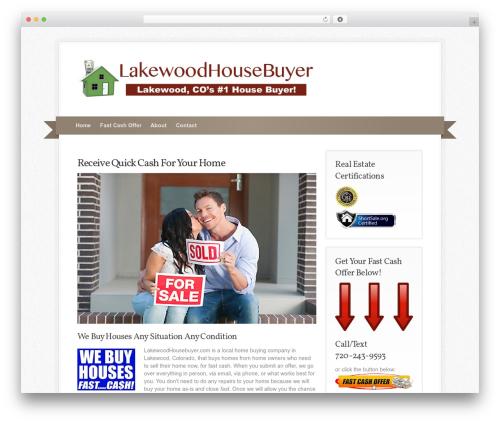Simply Jigoshop template WordPress - lakewoodhousebuyer.com