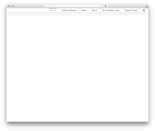 Avada WordPress theme - triosono.com