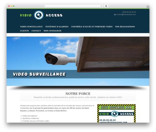 Kakia WP template - visioaccess.com