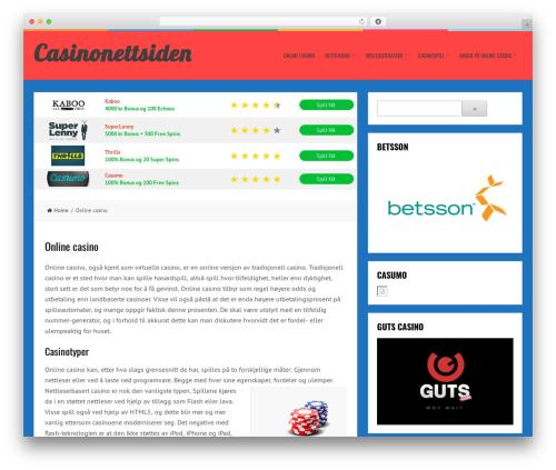 LiveBlog WordPress free download - casinonettsiden.com